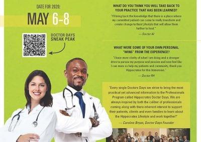 CAROLINE CEA BRYAN DOCTOR DAYS PROGRAM HIPPOCRATES HEALTH INSTITUTE CEA ONE 720