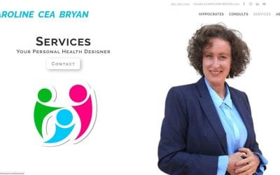 SERVICES CAROLINE CEA BRYAN BUSINESS STRATEGY LIFESTYLE MEDICINE CONSULTING EVENTS