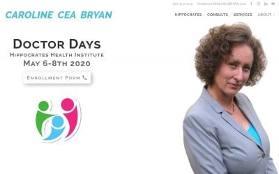 CAROLINE CEA BRYAN DOCTOR DAYS PROGRAM HIPPOCRATES HEALTH INSTITUTE SIGN UP