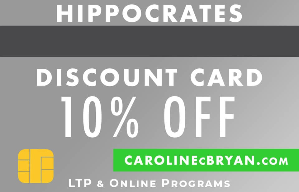 HHI HIPPOCRATES HEALTH INSTITUTE DISCOUNT SALES COUPON CODE PROMOTION GIFT CARD